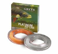 Greys Platinum Weight Forward Fly Lines – Choose Size & Type – Trout Fly Fishing