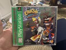 Crash Bandicoot: Warped Ps1 Game/1998/Oop/Complete/Ve ry Good Condition!
