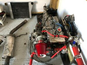Ford Sierra Cosworth YB Engine And Gearbox , Complete Setup,complete Cosworth