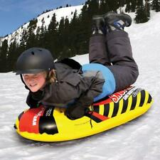 Sportsstuff Snopedo Snow Bodyboard Tube 1-Person PVC Handles FAST SHIP! H19