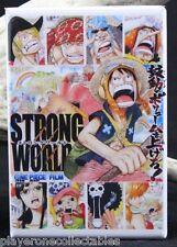 "One Piece Strong World Movie Poster - 2"" X 3"" Fridge / Locker Magnet. Luffy D"