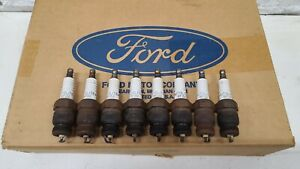 Autolite BF32 Spark Plugs HiPo 289 406 427 Shelby GT350 K Code Ford Mustang 390