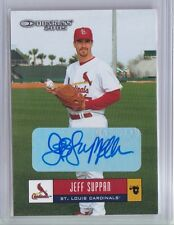 2005 Donruss Autograph Jeff Suppan