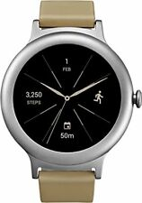 Lg Watch Style Smartwatch Android Wear 2.0 Argento