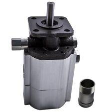 13Gpm Hydraulic Log Splitter Pump, 2 Stage Hi Lo Gear Pump, Logsplitter