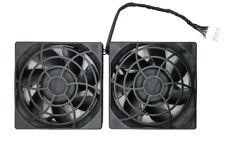 NEW Genuine HP Workstation Z620 Z820 Z840 Delta Dual Rear Fan Assy 644315-001