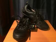 NEW Top Crews Women size 6 slip resistant shoes/sneakers, Black, NEW