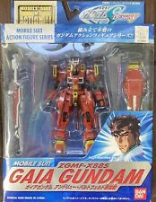 Bandai Mobile Suit Gundam Seed Destiny Fighter Red Gaia Action Figure MSIA MS In