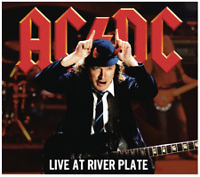 AC/DC - Live at River Plate (2-CD) • NEW • Malcolm Young, Best of, Greatest Hits
