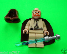 LEGO Figurines star wars # obi wan kenobi avec casque de set 852554 # = top!