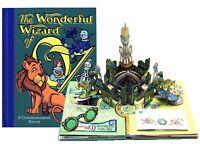 Wizard of Oz, Pop Up Book, Robert Sabuda, BRAND NEW!