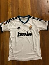 Adidas Real Madrid Official Jersey Size S Cristiano Ronaldo CR7 Short Sleeve