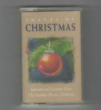 Images of Christmas Favorites From The Maddux Electic Orchestra - Cassette Tape