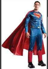 Batman vs Superman Grand Heritage Superman adulte Costume XL