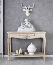 Console Table Cottage Vanity Wall Side Table Console Side Table Flurtisch