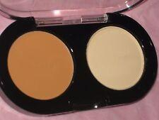 Bobbi Brown Creamy Concealer   NATURAL & Pale Yellow Powder Full Size NEW