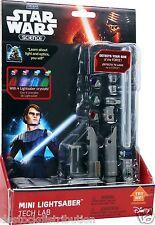 Star Wars Science Laboratoire  mini-sabre laser 4 couleurs a monter- 15071