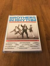 Original Double Album Cassette - Brothers In Rhythm - Various Artists 1988