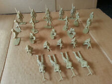 Vintage Airfix Model WW2 Japanese Infantry Plastic Toy Soldiers 1:32 Scale