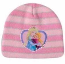 Bonnet Disney Elsa Anna la Reine Des Neiges enfant Fille neuf Hiver