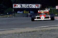Ayrton Senna McLaren MP4/4 Winner Belgian Grand Prix 1988 Photograph 3
