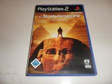 PLAYSTATION 2 PS 2: JUMPER GRIFFIN 'S STORY