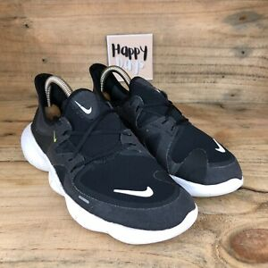 Nike Free RN Run 5.0 Women's Black/White Running Trainers Shoes Size UK4 EU37.5
