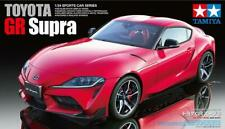 Tamiya Toyota Supra GR 1/24 Scale Car Kit #24351