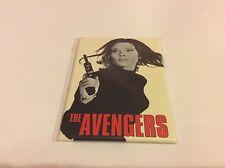 The Avengers Emma Peel  fridge magnet