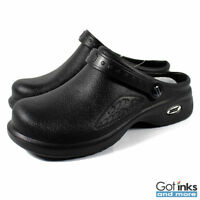 Women's Medical Nursing Ultralite Clogs w/ Heel Strap Non-Slip Light Shoes