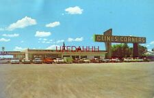 1965 Clines Corners, Inc. Us Route 66 east of Albuquerque, New Mexico