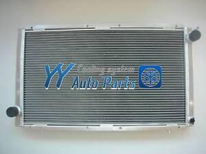 Aluminum Alloy Radiator for Subaru WRX GC8 92-00 42mm Manual