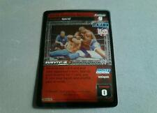 WWE Raw Deal SS3 SHELTON BENJAMIN IT'S ALL ABOUT THE BENJAMINS FOIL RARE