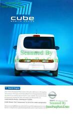 Nissan Cube: Mobile Device: Great Original Print Ad!