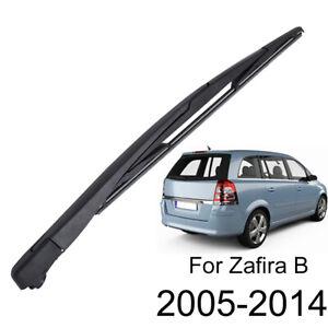 For Vauxhall Opel Zafira B MK2 2005-2011 Rear Windscreen Wiper Arm Blade Kit