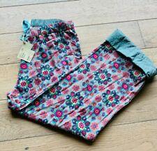 World Market Suzani Medallion Pajama Pants Nwt Size Small/medium elastic waist