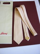BRIONI LUXURY NEW NEW SILK JERSEY HAND MADE IN ITALY ORIGINAL