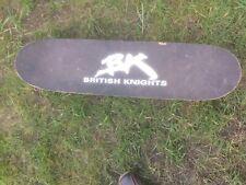 "British Knights Skateboard - 31"" X 8"""