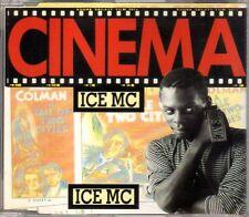 Ice MC - Cinema - CDM - 1990 - Eurodance Italodance 4TR Robyx Touch Of Gold