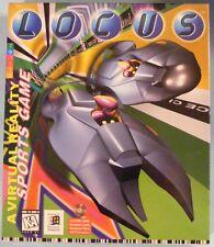 1995 Locus Virtual Reality PC Game