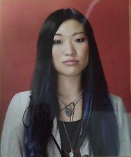 Jenna Ushkowitz Signed 10x8 Photo - Glee