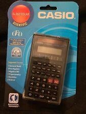 Casio Fx-260 Solar Fraction Scientific Calculator