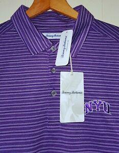 Tommy Bahama Short Sleeve Golf Polo Shirt Mens 2XL NWT $110.00 Purple