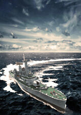 HMS BACCHANTE - HAND FINISHED, LIMITED EDITION (25)