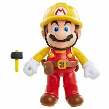 "4"" Maker Mario with Utility Belt Toy Figure"