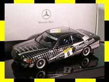 Mercedes-Benz MB 500 SEC AMG C126 24h SPA 89 AUTOART 1:43 Nr. 6 PROMO DEALER