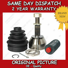 DRIVESHAFT + CV JOINT FIT FOR A NISSAN PATHFINDER 2.5 dCi 4WD 2005>on NEW