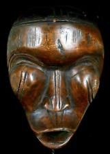 Old  Tribal Idoma  Mask       -- Nigeria (SD)