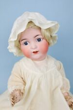 "25"" Antique German Bisque AM Armand Marseille 990 Big Baby Doll"