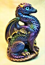 Windstone Editions Bantan Dragon Peacock (New)